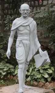 Mohandas K. Gandhi